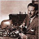 Walter Grey se celý život zabýval propojením techniky a lidského těla