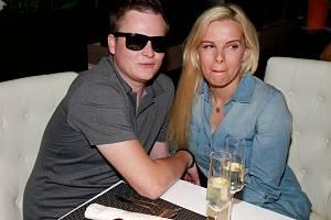 Kristelová s ex partnery