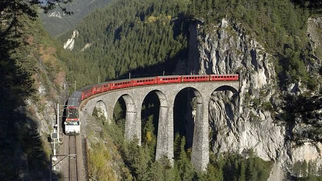 Landwasser Viaduct