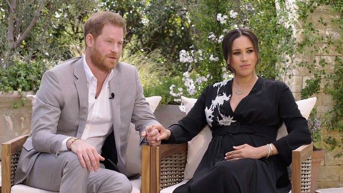 Rozhovor prince Harry a Meghan s Oprah Winfrey šokoval celý svět.