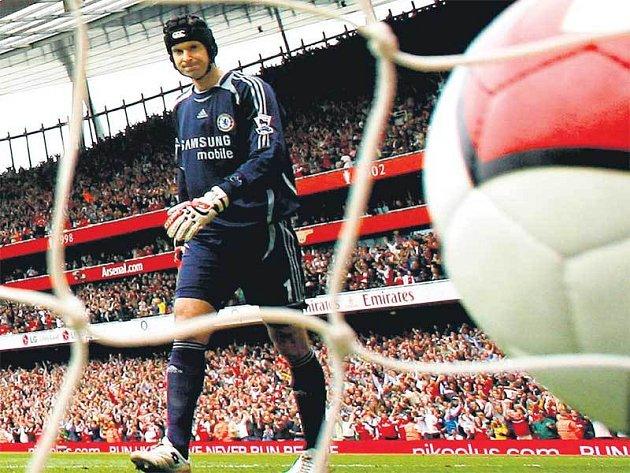 Petru Čechovi je jasné, že s Arsenalem čisté konto nevychytá.