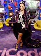 Demi Lovato šla na Halloween za Trap Queen, tedy královnu pastí.
