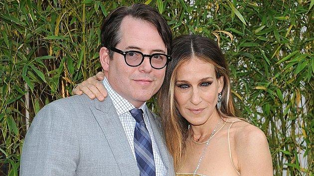Matthew Broderick a Sarah Jessica Parker