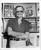 V70.letech stanul včele komiksového impéria.