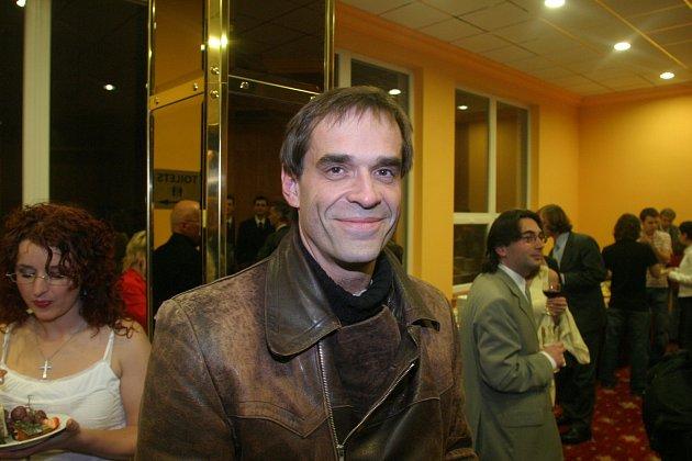 Herec Miroslav Etzler.