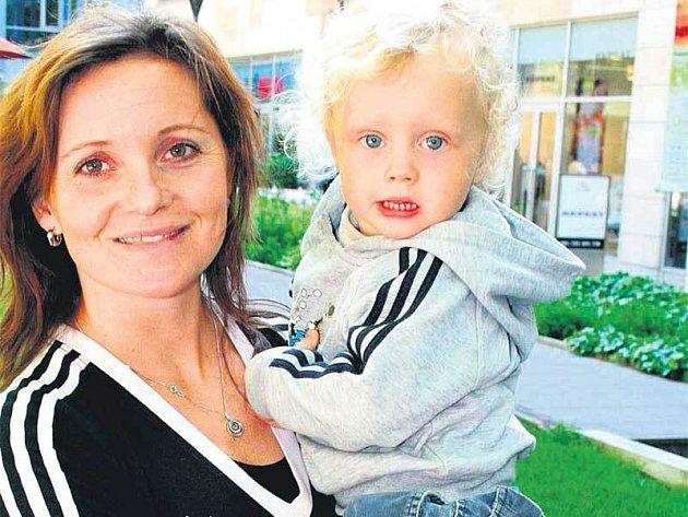 Tento blonďatý ďáblík Péťa zapříčinil, že Ludmila Formanová končí s atletikou.