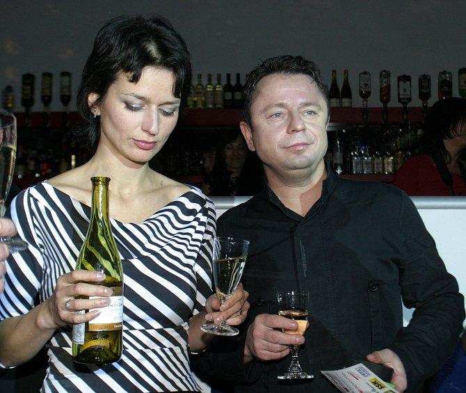 S Adélou Gondíkovou.