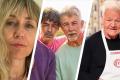 FaceApp Challenge: Jak budou vypadat celebrity v 60 letech?