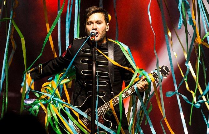 Kvůli pandemii musel zpěvák posunout své koncertní turné již podruhé.