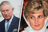 Princ Charles a princezna Diana