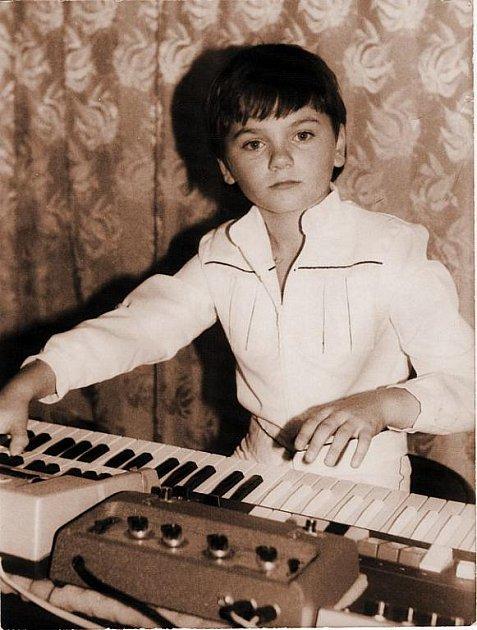 Vdobách své největší slávy hrával Melen ina klávesy..