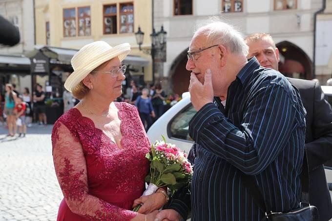 František Nedvěd manželka Marie