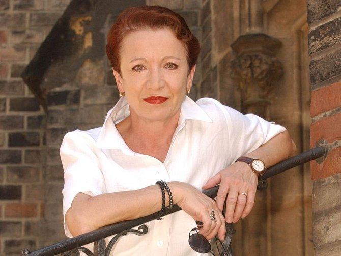 Hana Maciuchová má prý vyšší honorář naž Dagmar Havlová.