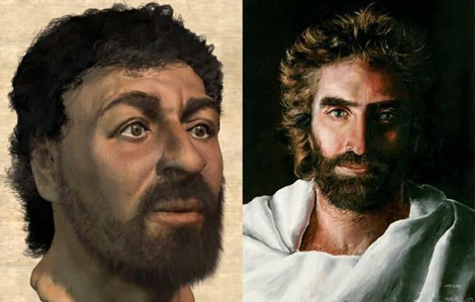 Skutečný Ježíš by vypadal spíš takto.