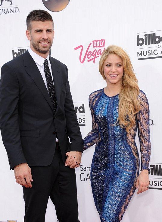 Gerard Piqué a Shakira