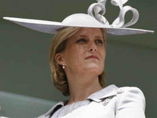 Vévodkyně z Wessexu Sophie