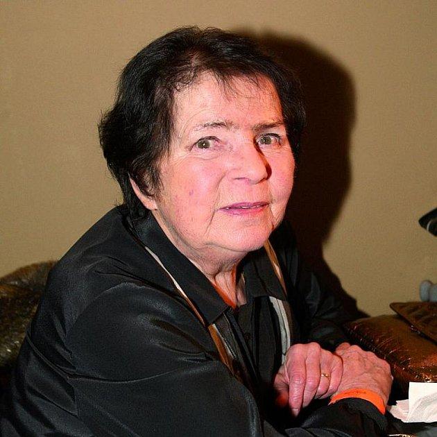 Jiřina Švorcová bojuje o svůj život.