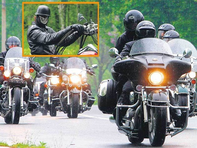 Příznivci značky Harley-Davidson