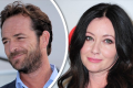 Luke Perry a Shannen Doherty