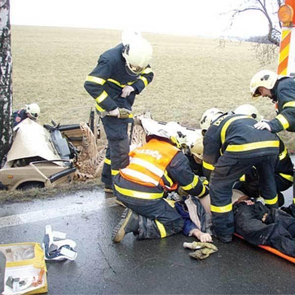 Nehoda u Velkých Tošanovic