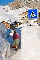 Když přijedete doArabby, nečekejte davy turistů, ale roztomilé horské městečko.