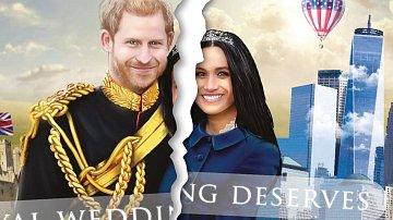 Princ Harry vedle vybojované Meghan Markle nejspíš dlouho nevydrží.