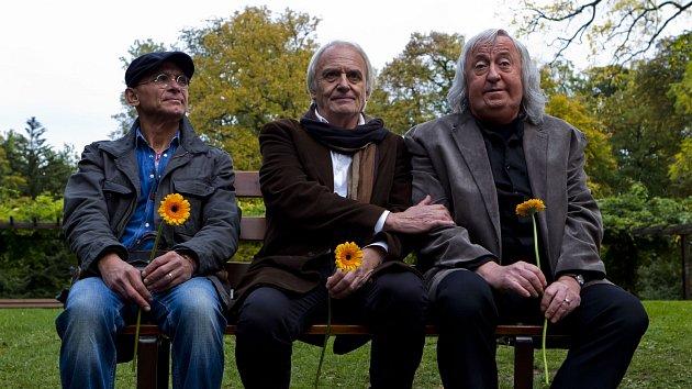 Oldřich Kaiser, Didier Flamand a Jiří Lábus jsou zárukou dobré zábavy.