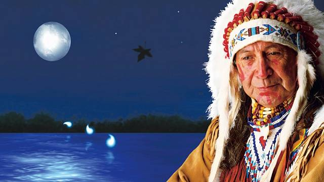Straší u města Hornet mrtví indiáni?