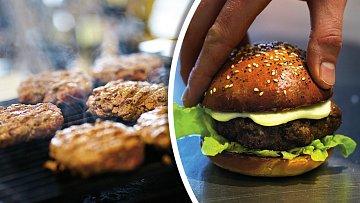 Kdo ochutná domácí burger, už nebude chtít ten z fast foodu.