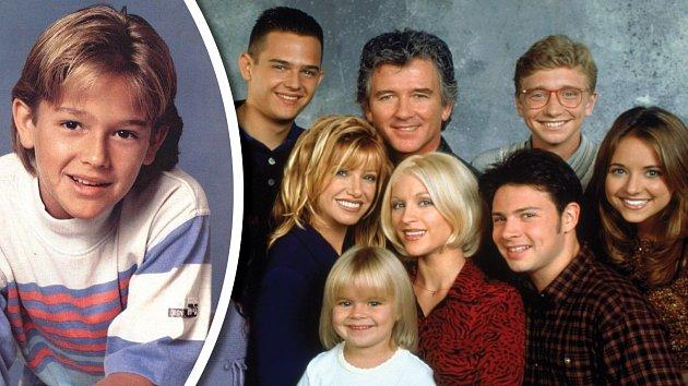 Brandon zazářil zejména v seriálu Krok za krokem.