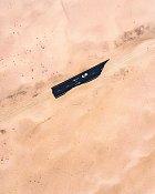 Když si poušť bere zpátky své území...