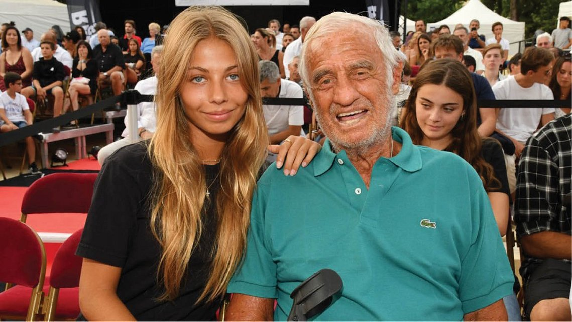 Belmondo and daughter: A famous father can't say no to her! - World Today News