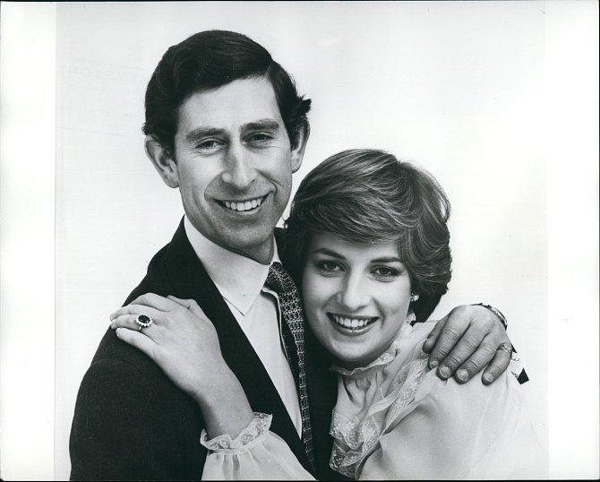 Před svatbou princ Charles i Lady Diana působili jako ideální pár.