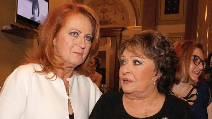 Simona Stašová má se svou maminkou Jiřinou Bohdalovou velmi blízký vztah.