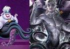 Ursul, chobotničí čaroděj, který připravil Ariela o hlas, aby mohl sbalit princeznu Eriku.