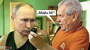 Putin, Zeman