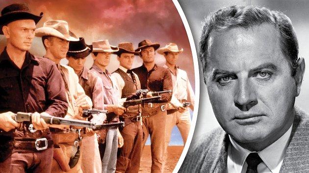 Sedm statečných tvořilo šest slavných herců a jeden zapomenutý hrdina.