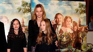 Ivana Gottová a dcery