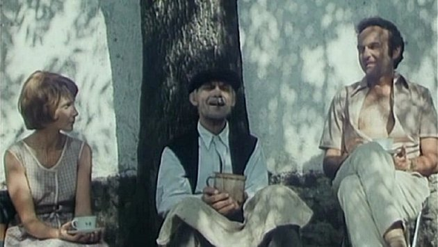 Josef Kemr byl jako děda Komárek nezapomenutelný.