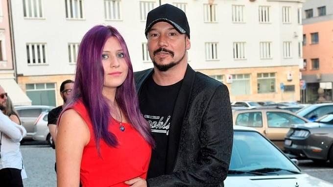 Bohuš Matuš s manželkou Lucinkou