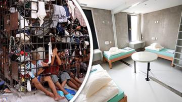 Od bídy po luxus: pohled na světové věznice.
