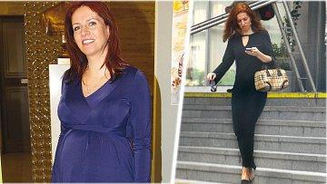 Nora Fridrichová výrazně ztratila na váze.