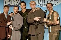 Backstreet Boys v dobách největší slávy