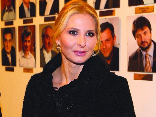 Ivana Gottová nešla na pohřeb otci.