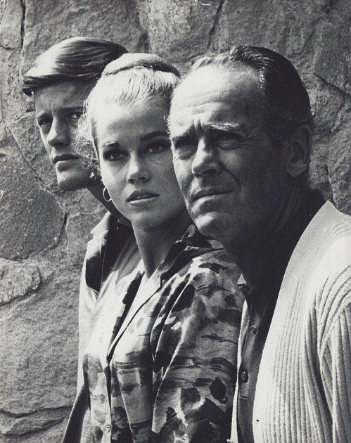 Peter Fonda, Jane Fonda, Henry Fonda