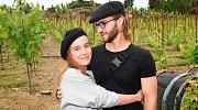 Tereza Ramba je s manželem Matyášem šťastná