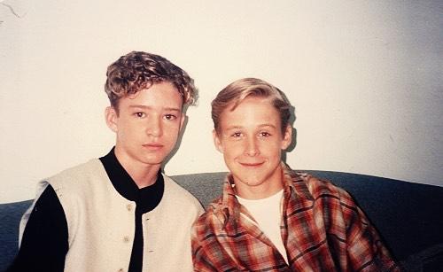 Justin Timberlake a Ryan Gosling, Mickeyho klub, 1994