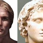 Jak zřejmě vypadal Alexandr Veliký.