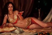 Hetéry platily ve starém Řecku za nejluxusnější prostitutky.