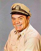 Komediální seriál McHale´s Navy (1962–66) zněj udělal televizní hvězdu.